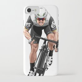 Mark Cavendish   front iPhone Case