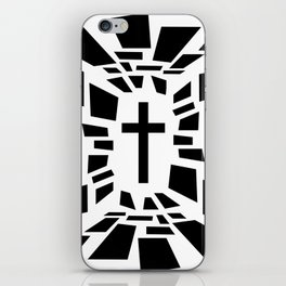Christian Cross iPhone Skin