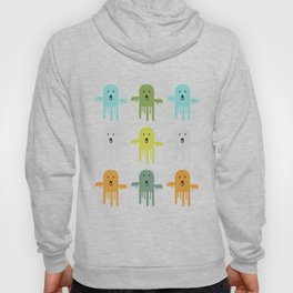 Funny ghosts Hoody