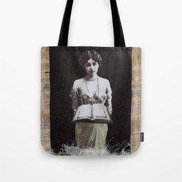 The High Priestess #2 Tote Bag