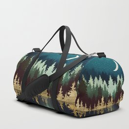 Star Forest Reflection Duffle Bag
