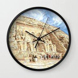 AbuSimbel20160101 Wall Clock