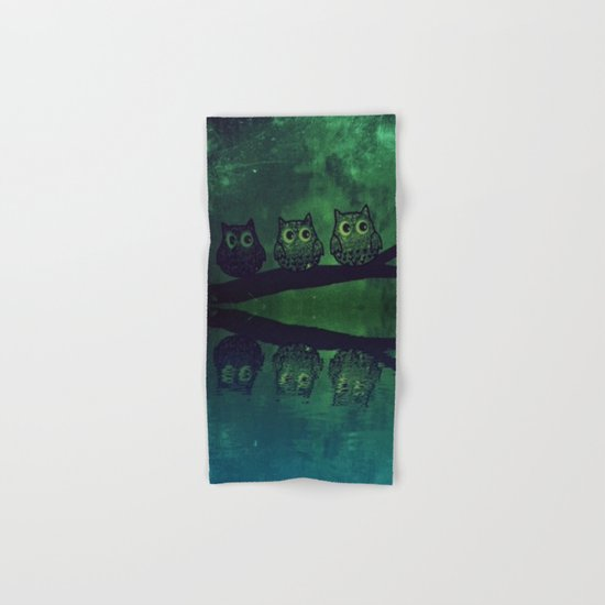 owl-86 Hand & Bath Towel