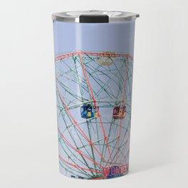 The Wonder Wheel Travel Mug