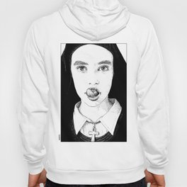 asc 228 - La Pureté (Purity is for madmen to make fools of us all) Hoody