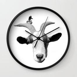Poo ! Wall Clock