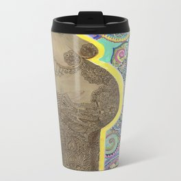 Divine Creation Metal Travel Mug