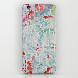 Smell of Rain iPhone Skin
