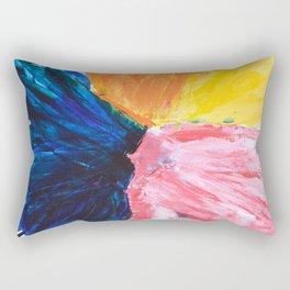 Abstract No. 3 Rectangular Pillow