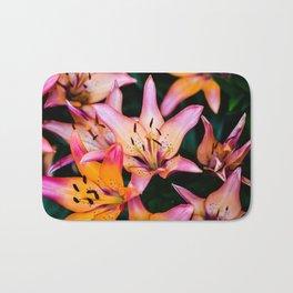 Lillies Bath Mat