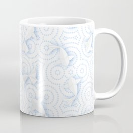 Origami Koi Fishes (Porcelain Version) Coffee Mug