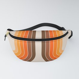 Tan Tunnel Fanny Pack