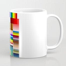 Sharpie Crazy Coffee Mug
