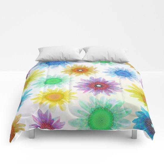 Miracles Happen Everyday Comforters