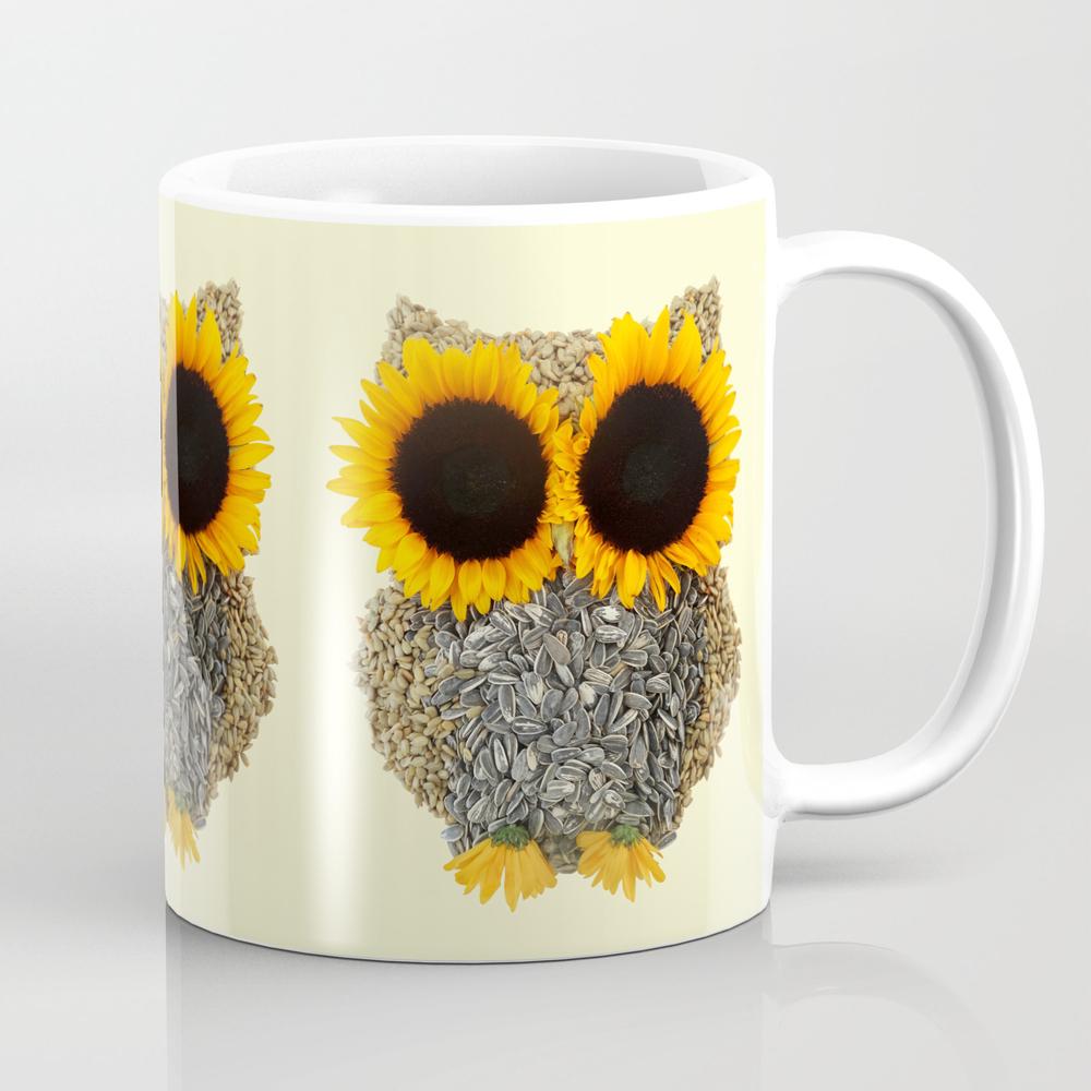 Hoot! Day Owl! Mug by Ivejustquitsmoking MUG584530