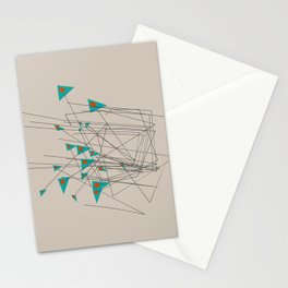 squiggles 1 Stationery Cards