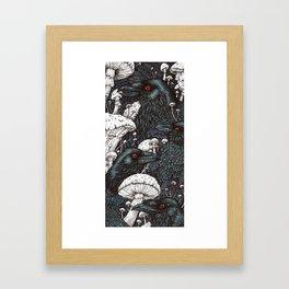 Decay Framed Art Print