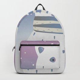 Winter Bear Backpack