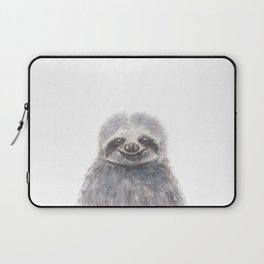 happy sloth Laptop Sleeve