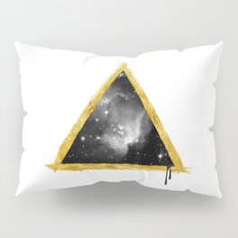 Cosmos Pyramid Pillow Sham