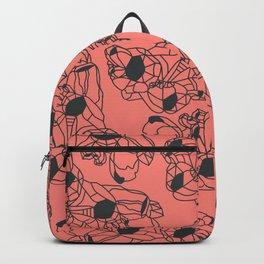 Pink Barnacles Backpack