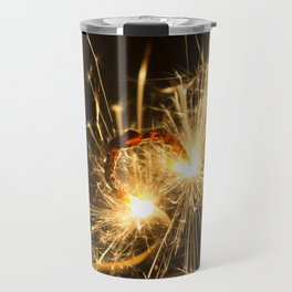 'Up in Smoke' (Sparks No.1) Travel Mug