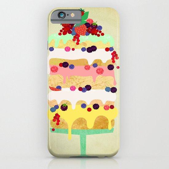 Fairy Cake iPhone & iPod Case