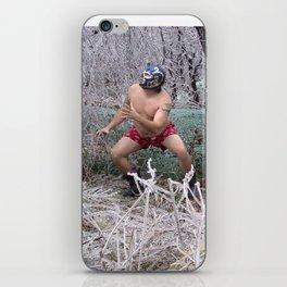 El Chicharron vs. The Ice iPhone Skin