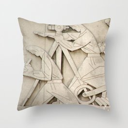 TSX01 Throw Pillow