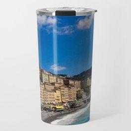 The Colors of Camogli Travel Mug