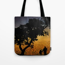 Grandpa - Tell Me About The Good Old Days Tote Bag