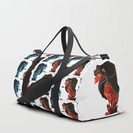 Lion 3 Duffle Bag
