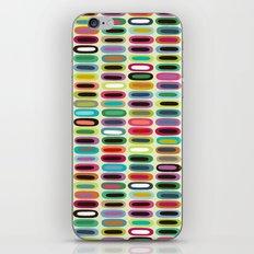 New York lozenge cream iPhone & iPod Skin
