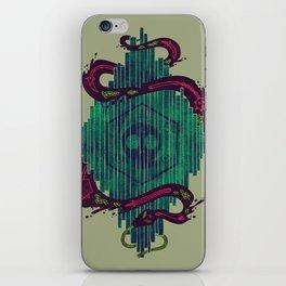 Death Crystal iPhone Skin