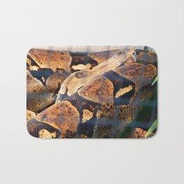 Sleeping Snake Bath Mat