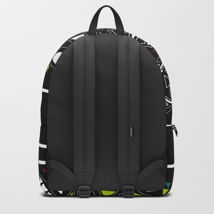 Marine fish 2 . Backpack