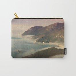 Foggy Ocean Carry-All Pouch