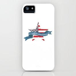 Anti Donald Trump 25th Amendment Patriotic Flag Political Impeach Unisex Shirt iPhone Case