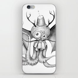 MonoChro-Monster iPhone Skin