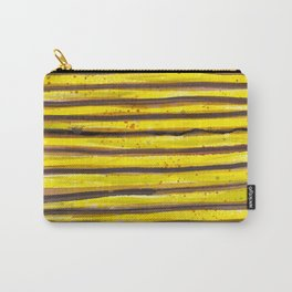 BUMBLE BEE SWIRL Carry-All Pouch