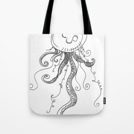 J..j..jelly fishhhh Tote Bag