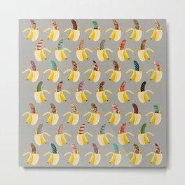 Anna Banana Metal Print