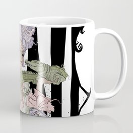 Mama Crocodile Coffee Mug