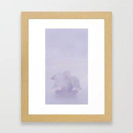 melanie martinez sippy cup Framed Art Print