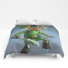 Link to the Future Comforters