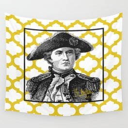 Lord Nelson Wall Tapestry