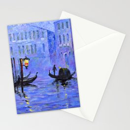 Lilac Night Stationery Cards