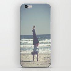 Yoga  iPhone & iPod Skin