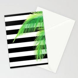 Simply Tropical Stripes Stationery Cards