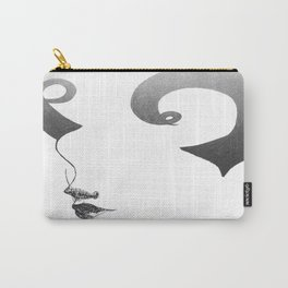 horns. Carry-All Pouch